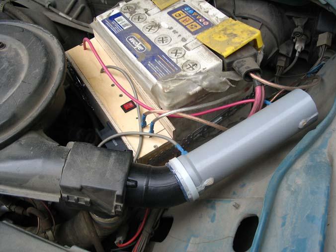 Озонатор воздуха для автомобиля своими руками 55